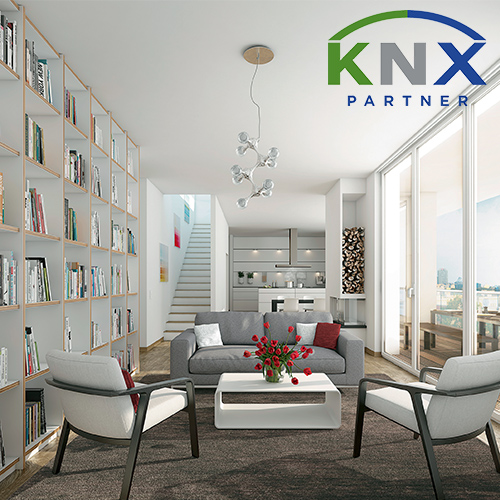 smart home knx domotique